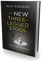 The New Three-Legged Stool book cover