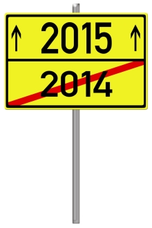 2015 Increase Sign