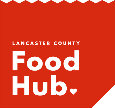 lancaster county food hub logo