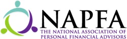 The National Association of Personal Financial Advisors logo
