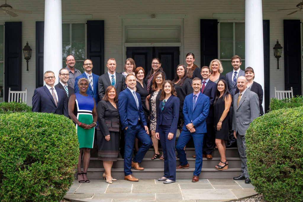 rodgers and associates team photo