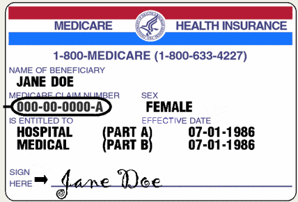 Letter Code on Medicare Card: What It Means