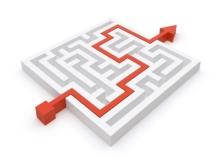 navigating-maze